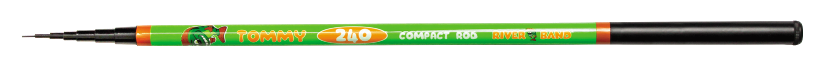 Удилище Compact Rod Tommy
